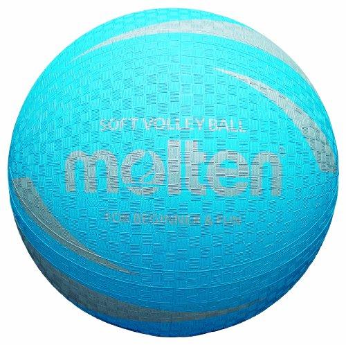 Molten Dodgeball Volleyball, blau, ø 21,0 cm