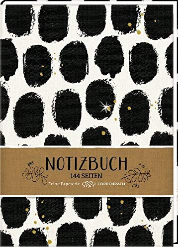 Notizbuch - Punkte (All about black & white)