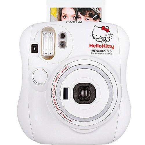 FUJIFILM インスタントカメラ チェキ instax mini 25 ハローキティ INS MINI25 KIT