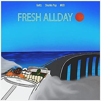 FRESH ALLDAY (feat. Shurkn Pap & MUD)