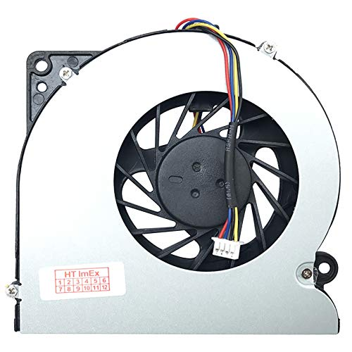 Lüfter/Kühler Fan kompatibel mit Asus X52JR, X52JT, X52JX, X64, X64J, X64JA, X64JV, X64V, X64VG, X64VN