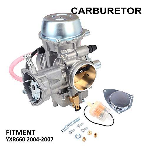 UTV YXR660 Carburetor Carb For 2004-2007 Yamaha Rhino 660 YXR660 UTV Carb
