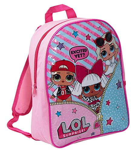 LOL Surprise Girls School Backpack Lunch Bag Excited Yet?
