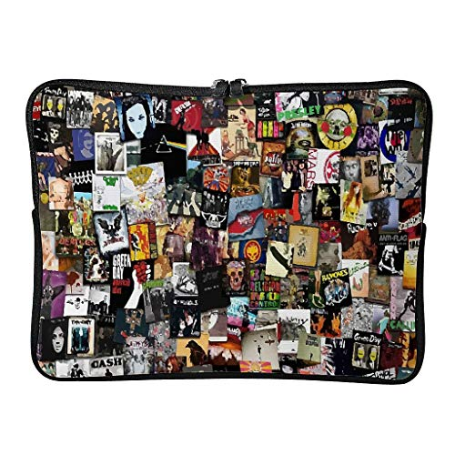 Laptop Bags Vintage Movies Background Pattern Everyday Large - Laptop Cases Suitable for Indoor White 13 Zoll