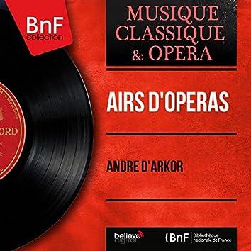 Airs d'opéras (Mono Version)