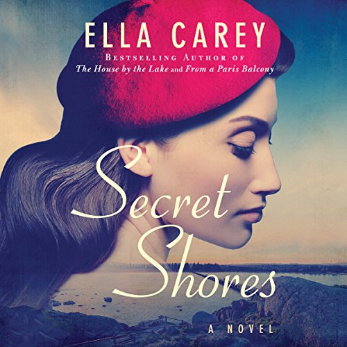 Secret Shores audiobook cover art