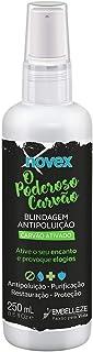 Leave In o Poderoso Carvão Ativado 250 ml, Novex