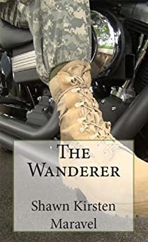 The Wanderer (The Rider Series) by [Shawn Kirsten  Maravel]