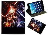 Carcasa para Apple iPad MIni 1, 2, 3, 4 y 5 Star Wars Battle Front Stormtrooper Jedy