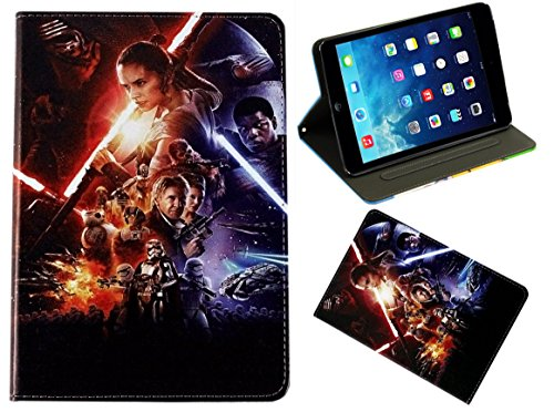 For Apple Ipad MIni 1 2 3 4 5 Star Wars Battle Front Stormtrooper Jedy Case Cover