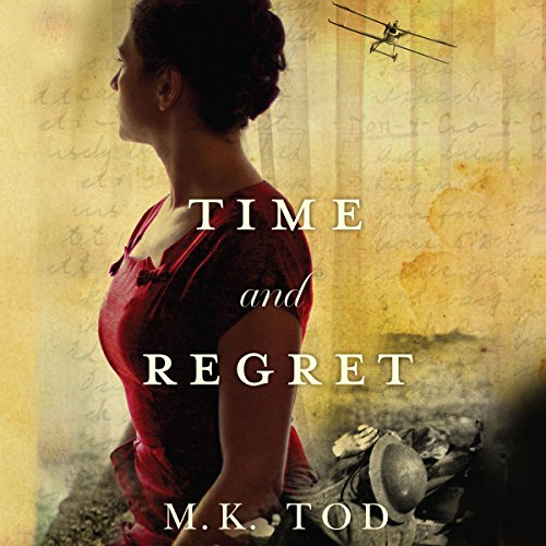 Time and Regret audiobook cover art