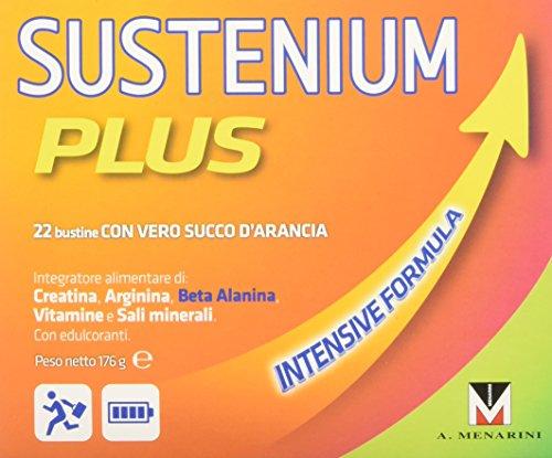 Menarini Sustenium Plus, Confezione da 22 Pezzi
