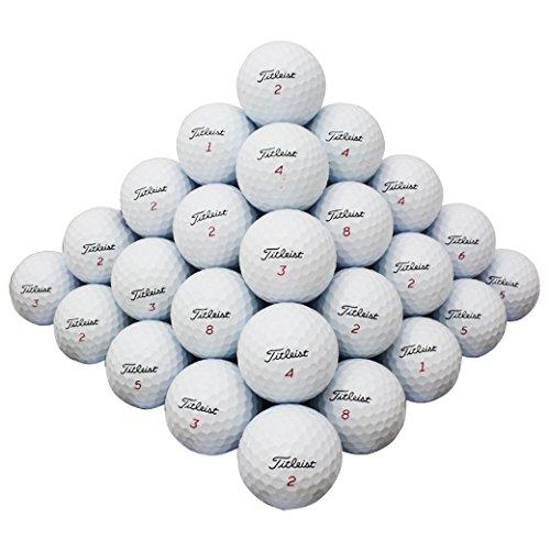 50 TITLEIST PRO V1X 2014 AAAA Near Mint Used Golf Balls