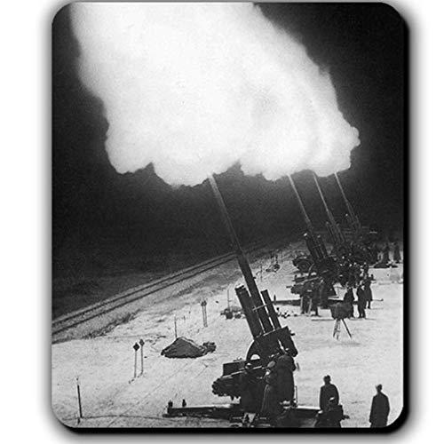 8,8cm Flak Batterie Nachtschießen Flugabwehr Deutschland Mauspad Mousepad #13785