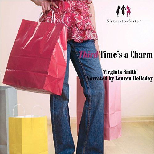 Third Time's a Charm audiobook cover art