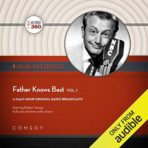 Father Knows Best, Vol. 1 audiobook cover art
