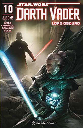 Star Wars Darth Vader Lord Oscuro nº 10/25 (Star Wars: Cómics Grapa Marvel)