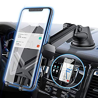 Onliner Dashboard Windshield Air Vent Long Neck Car Phone Holder