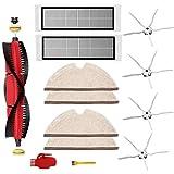 Camisin 13 unids/set para S6 S60 S65 S5 MAX T6 Partes de aspirador Accesorios hogar Limpieza suministros