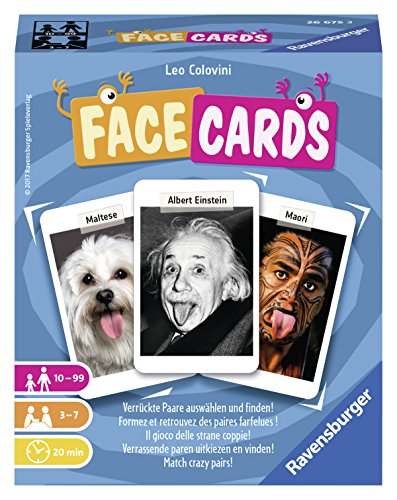 Ravensburger Kartenspiele 26675 - Facecards