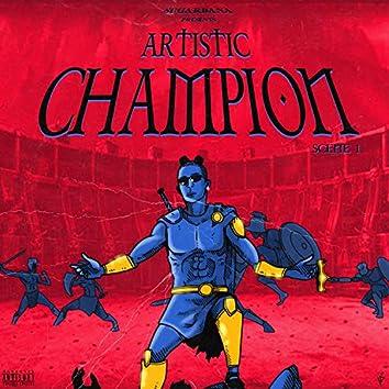 Artistic Champion Scene 1