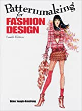 Patternmaking for Fashion Design (Cloth) (4th Edition)