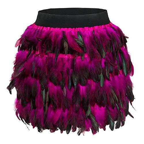 OKJI Mode Veer Hoge Taille Vrouwen Rokken Indie Folk Club Party Vrouwelijke Rokken 5 Kleuren Mini Kostuum Retro Street Rokken