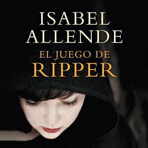 El juego de Ripper audiobook cover art