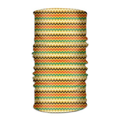 Vidmkeo Headwear Cinta para la Cabeza City Head Scarf Wrap Sweatband Sport Pañuelos para Hombres Mujeres Design18