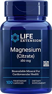 Best life extension magnesium citrate Reviews