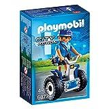 Playmobil City Action Policia con Balance Racer, 6877