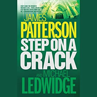 Step on a Crack     Michael Bennett, Book 1              By:                                                                                                                                 James Patterson                               Narrated by:                                                                                                                                 John Slattery                      Length: 6 hrs and 54 mins     194 ratings     Overall 4.3