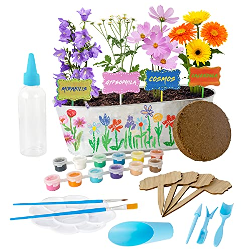 Flower Growing Kit
