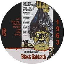 Black Sabbath (1963) Classic Sci-fi and Horror Movie DVD-R