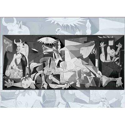 Editions Ricordi 3001N16043G - De Oro Picasso Guernica, 1937' 2000 Rompecabezas Pieza