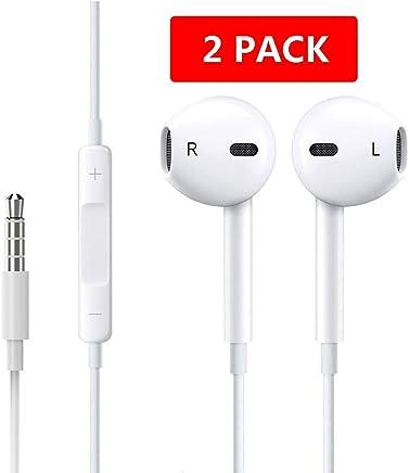 littlejian Earbuds/Earphones/Headphones, Premium in-Ear...
