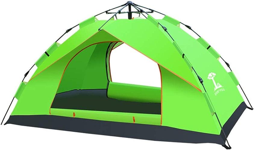WeeLion Les tentes Pop-up sont utilisées à Trois Fins  3 à 4 Personnes utilisent des tentes Coupe-Vent imperméables Anti-UV pour la Plage, Les activités en extérieur, Les Voyages, Le Camping, etc.