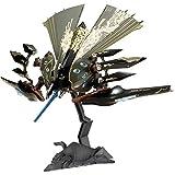 壽屋 斑鳩 飛鉄塊 銀鶏 [塗仏] 全長約155mm 1/144スケール プラモデル KP588