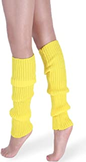 black and gold leg warmers