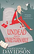 [Undead and Unreturnable] (By: MaryJanice Davidson) [published: June, 2006]