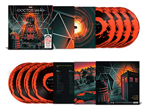 The Evil Of The Daleks (Exclusive Edition) [VINYL]