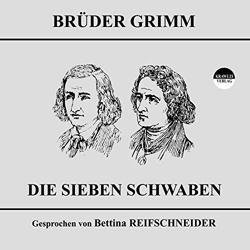 Die sieben Schwaben audiobook cover art