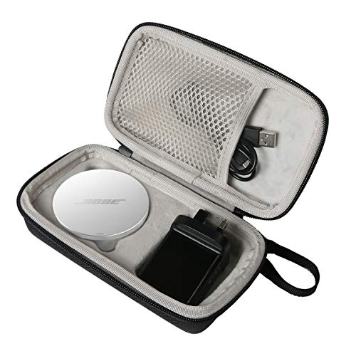 Khanka EVA Hart Fall Reise Tragen Tasche für Bose Noisemasking Sleepbuds - geräuschdämpfende Ohreinsätze
