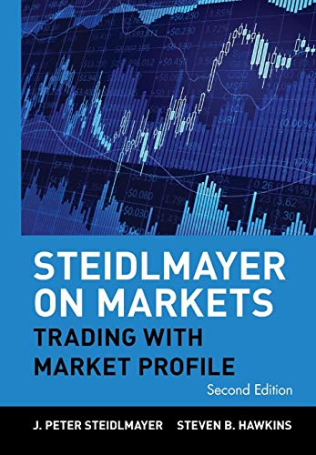 Preisvergleich Produktbild Steidlmayer on Markets: Trading with Market Profile (Wiley Trading Series)
