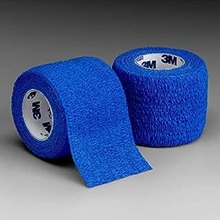 Sammons Presron Compression Bandage Coban NonWoven Material / Elastic Fibers 1 Inch X 5 Yard NonSterile