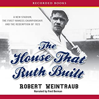 The House That Ruth Built cover art