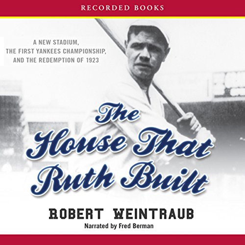 The House That Ruth Built audiobook cover art