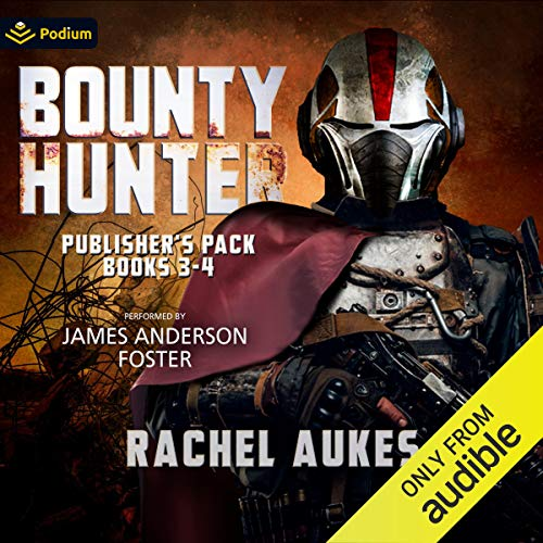Bounty Hunter: Publisher's Pack 2 Audiobook By Rachel Aukes cover art