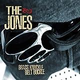 Brass Knuckle Belt Buckle