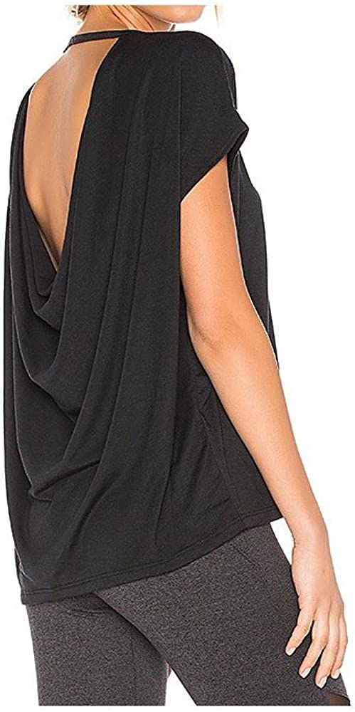 Onzie Hot Yoga Wear Directly managed store Drop Back Black 3056 Top Max 41% OFF